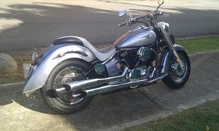 Yamaha 1100 Vstar 2005