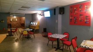 Sport Bar + Cocina + Inventario