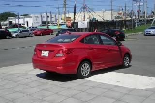 Hyundai Accent Gls Rojo 2012