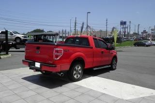 Ford F-150 Stx Rojo 2011
