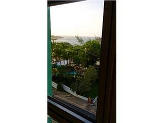 Amueblado+ vista a playa+laguna+prkg Condado,
