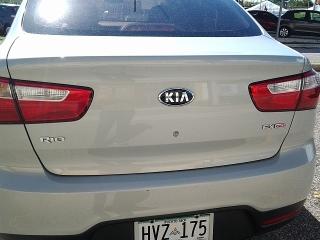 Kia Rio 2013