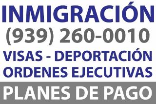 VISAS DE FAMILIA, DEPORTACIONES, ASILO, ORDENES EJECUTIVAS