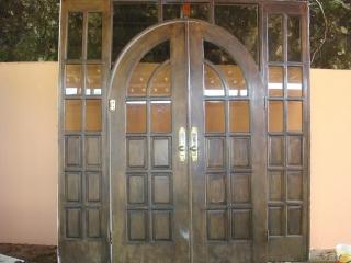 puerta y ventanas