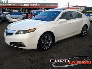 ACURA TL ADVANCE SPORT/TECH 2012 EUROJAPON