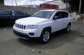 Jeep Compass 4dr Fwd Sport Blanco 2011