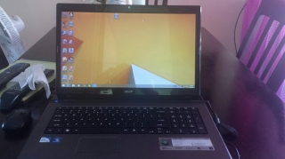 "Laptop Acer Aspire! Pantalla 17"" Windows 8.1"