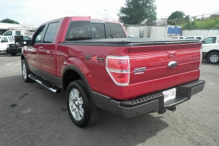 Ford F-150 Xl Rojo Vino 2009