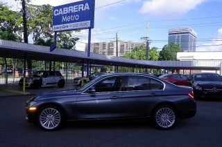 BMW 3 Series 328i Gris 2014