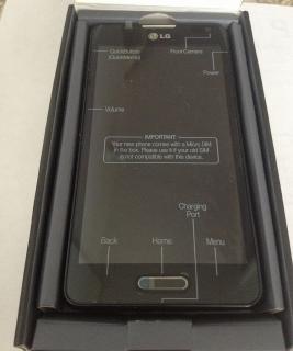 LG OPTIMUS F6 4G LTE NUEVO ORIGINAL DESBLOQUEADO