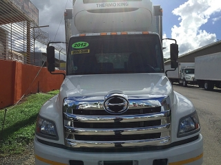 Freightliner Hino 338  2012