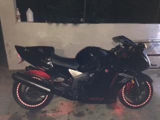 Honda cbr xx 1100