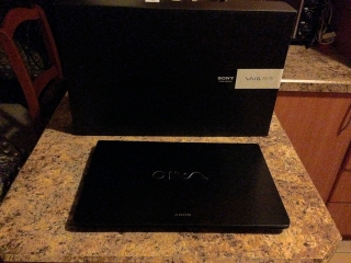Laptop VAIO Fit 15