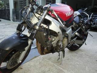 orquillas de Yamaha R6 1999