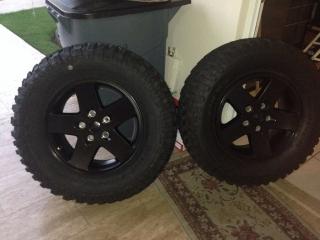 5 Aros y gomas de jeep call of duty