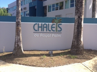 Chalets de Royal Palm