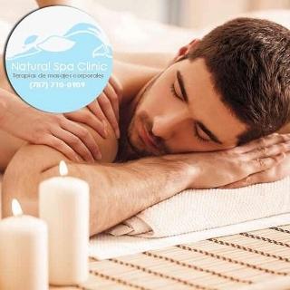 Masajes Relajantes para damas y caballeros