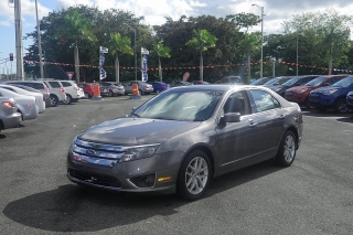 Ford Fusion Sel Gris_Oscuro 2010