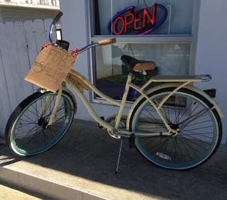 Bicicleta Panama Jack