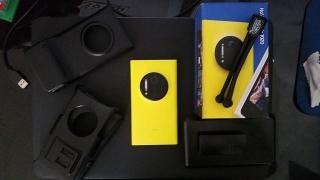 Nokia lumia 1020 de Claro
