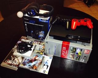 Playstation 3 (320GB) & accesorios o venta individual