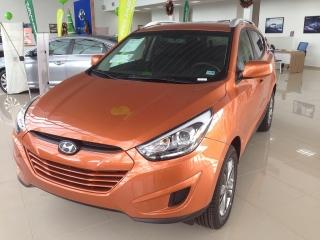 Hyundai Tucson 2015 Lista para entrega