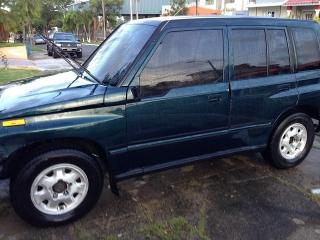 Suzuki VITARA 1997 Verde ***$700***