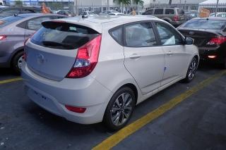 Hyundai Accent 5 Crema 2015