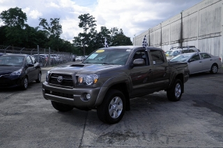 Toyota Tacoma Prerunner Gris Oscuro 2011