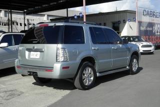 Mercury Mountaineer Convenience Plateado 2006