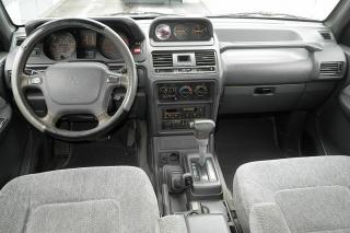 Mitsubishi Montero Sr Azul 1995