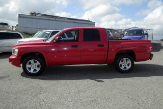 Dodge Dakota Bighorn/lonestar Rojo 2011