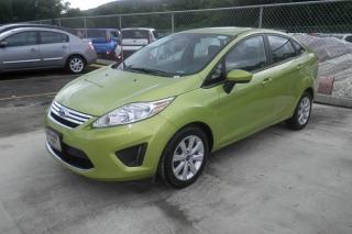 Ford Fiesta Se Verde 2012