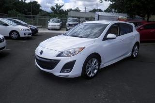 Mazda Mazda3 S Sport Blanco 2011
