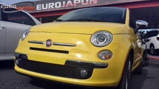 FIAT 500 LOUNGE 2012 EUROJAPON