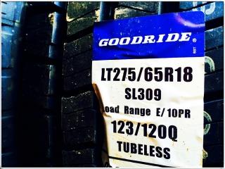 GOMA PARA FORD 150 GOOD RIDE