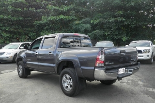Toyota Tacoma Prerunner Gris Oscuro 2012