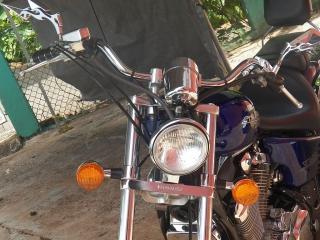 HONDA SHADOW VLX 2003
