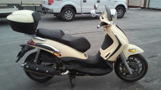 2009 Piaggio 500