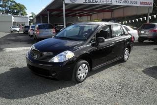 Nissan Versa 1.6 Negro 2011