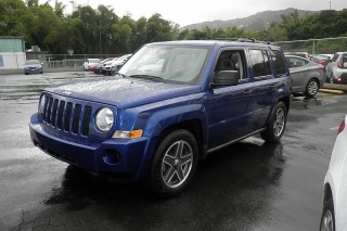 Jeep Patriot Sport Azul 2009