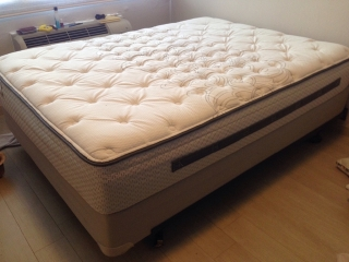 Vendo Mattress Queen por viaje