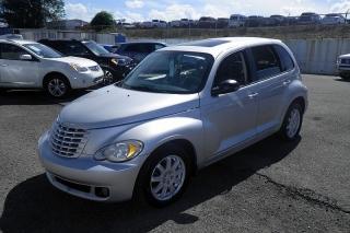 Chrysler Pt Cruiser Limited Plateado 2006