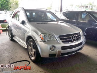 Mercedes-Benz ML63 AMG 2007