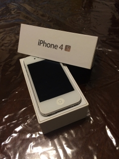 iPhone 4s 16GB AT&T
