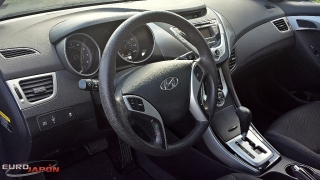 Hyundai Elantra Sedan 2012 EUROJAPON
