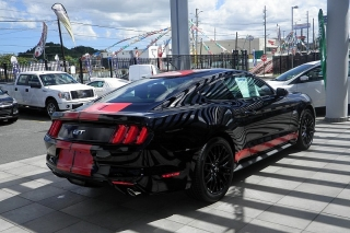 Ford Mustang Gt Negro 2015