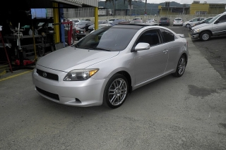 Scion Tc 2dr Liftback Mt Plateado 2007