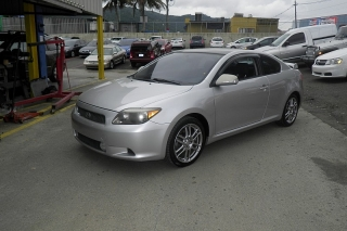 Scion Tc Base Plateado 2006