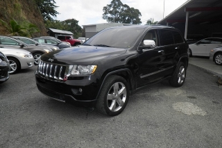 Jeep Grand Cherokee Limited Negro 2012